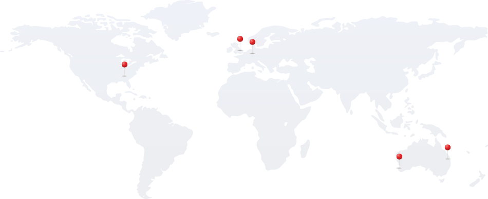 Our Global Locations